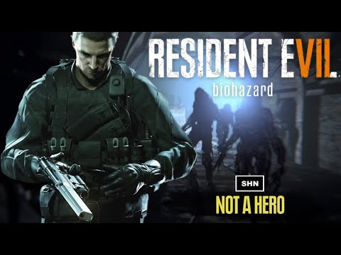 Resident Evil 7 Not a Hero | Full HD 1080p/60fps | Longplay Walkthrough Gameplay No Commentary