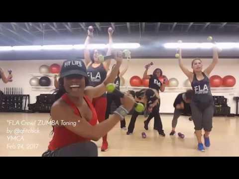 """NEW ZUMBA TONING choreo  alert! """"Thats Right """" Ciara ft Missy."""