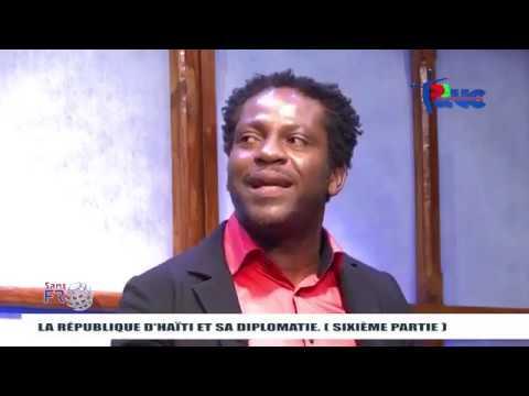 La République D'Haiti et sa diplomatie (6e Partie)