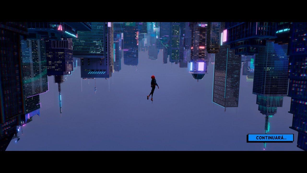 Spider Man Un Nuevo Universo Youtube