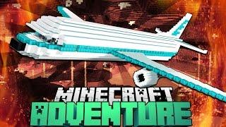 Der FEURIGE-NETHER Flug?! - Minecraft Adventure Map [Deutsch/HD]