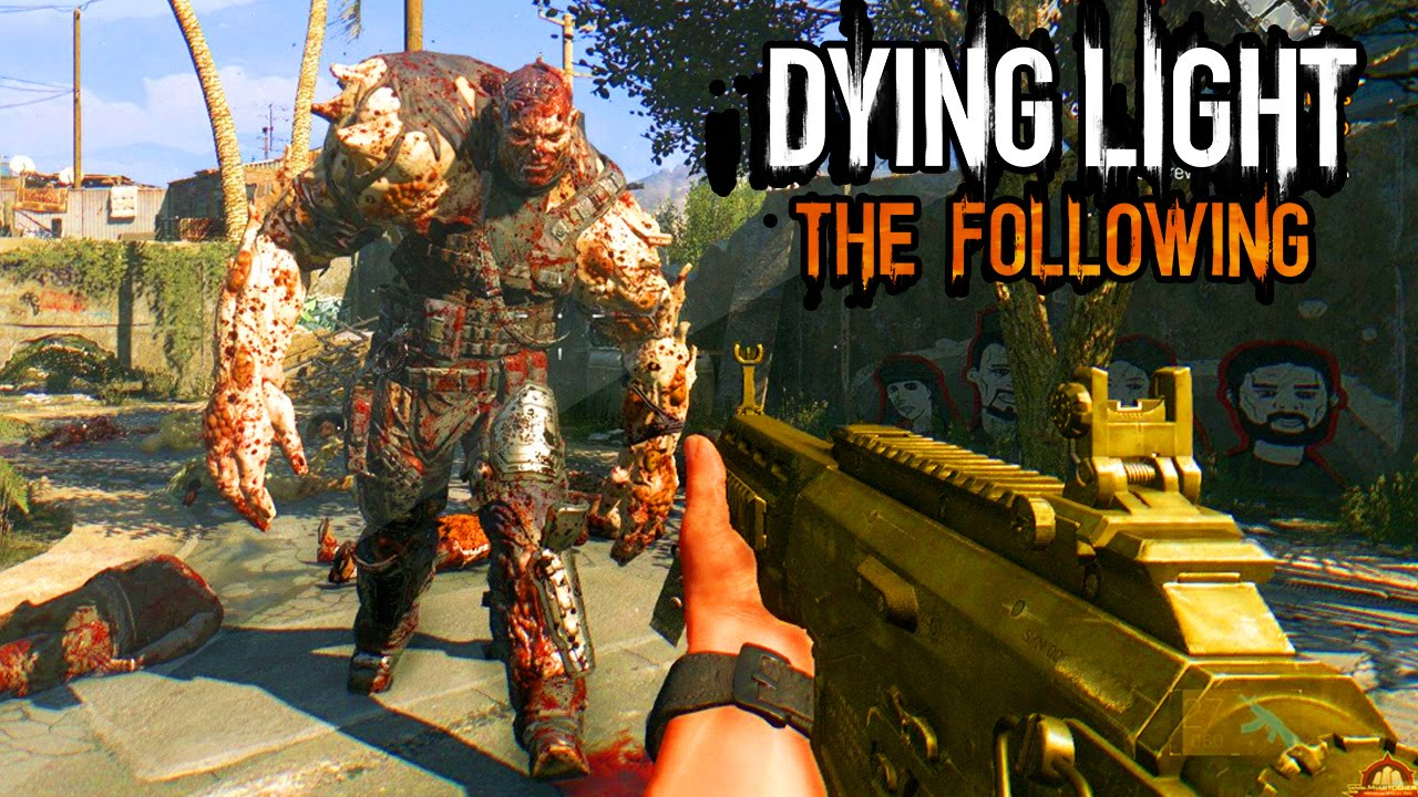 Beautiful Dying Light The Following DLC Gameplay   Walkthrough Part 1   (Dying Light:  The Following)   YouTube Design Inspirations