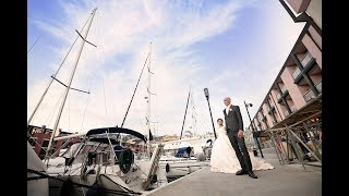 Carlo & Frances || A Wedding in Port of Genova IT