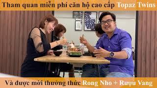 Tham quan miễn phí căn hộ cao cấp Topaz Twins Biên Hòa Đồng Nai