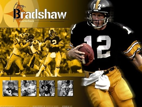 "Terry Bradshaw Highlights ""No Flaw Bradshaw"""