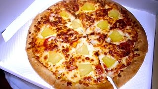 Hawaiian Pizza In Korea
