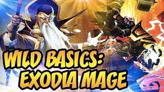 Hearthstone Wild Basics: Exodia Mage