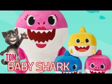 baby-shark-tom-|-shark-dancing-|-ikan-hiu-|-ikan-lucu-|