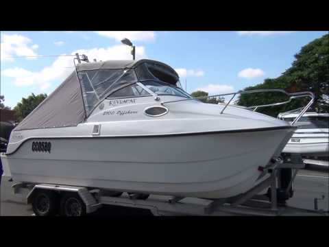 2007 Kevlacat 2100 Offshore + Twin Suzuki 115hp 4-Strokes - For Sale at Northside Marine