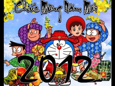 [Happy New Year] Ngày xuân long phụng sum vầy-Doraemon Music Video