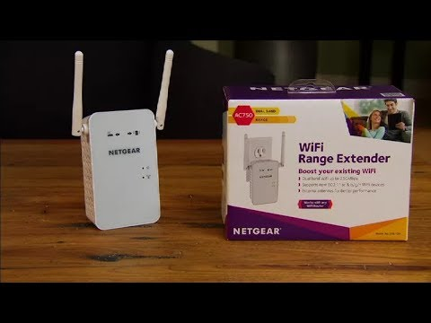 NETGEAR WIFI EXTENDER REVIEW | UNBOXING AND SET-UP
