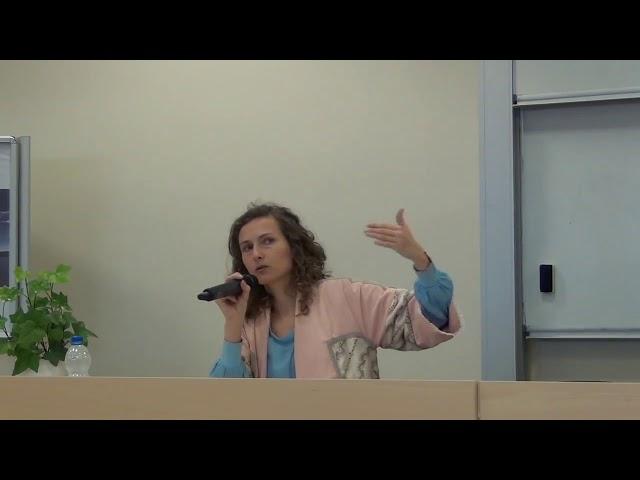 Spotkanie z Magdaleną Dembowską Rzeszów 07.04.2018