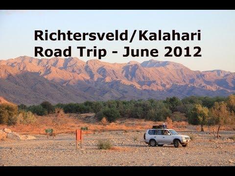 A Road Trip via Richtersveld, Kgalagadi and the Great Karoo