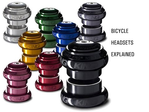 Bike Headset Bearing Types, Identification, Compatibility, and Specification Guide