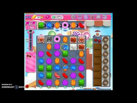 Candy Crush Level 1702 help w/audio tips, hints, tricks