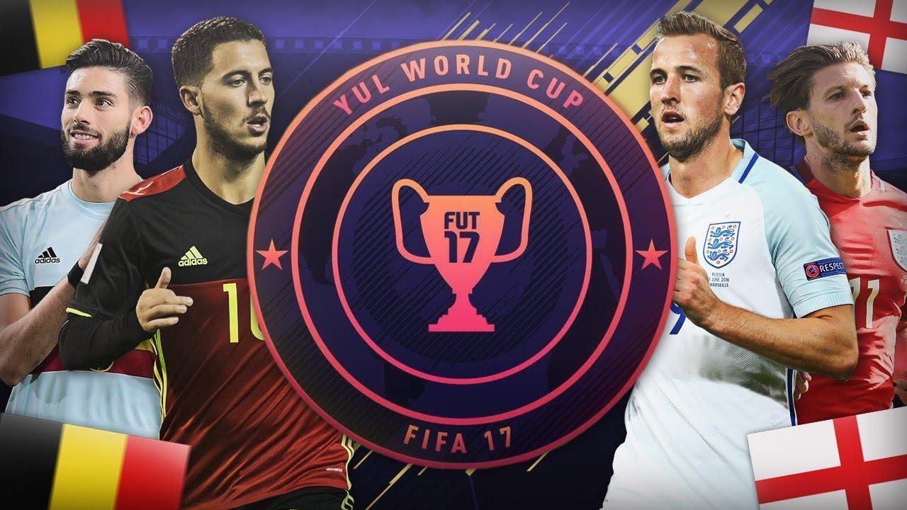 Yul Mundial Inglaterra Vs Belgica A Por Cacho