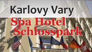 Spa Hotel Schlosspark, Чехия Карловы Вары отели.(, 2014-03-16T18:23:32.000Z)