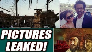 Aamir Khan starrer Thugs Of Hindostan ON LOCATION PHOTOS Leaked ! | FilmiBeat