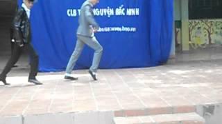 nhảy Billie jean - dancers Beatboxer MJ and Minh Công