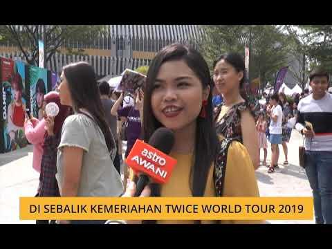 Cerita Sebalik Berita: Disebalik kemeriahan Twice World Tour 2019