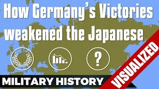 How Germany's Victories weakened the Japanese in World War 2