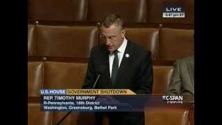 Rep. Murphy Backs National Institutes of Health Funding