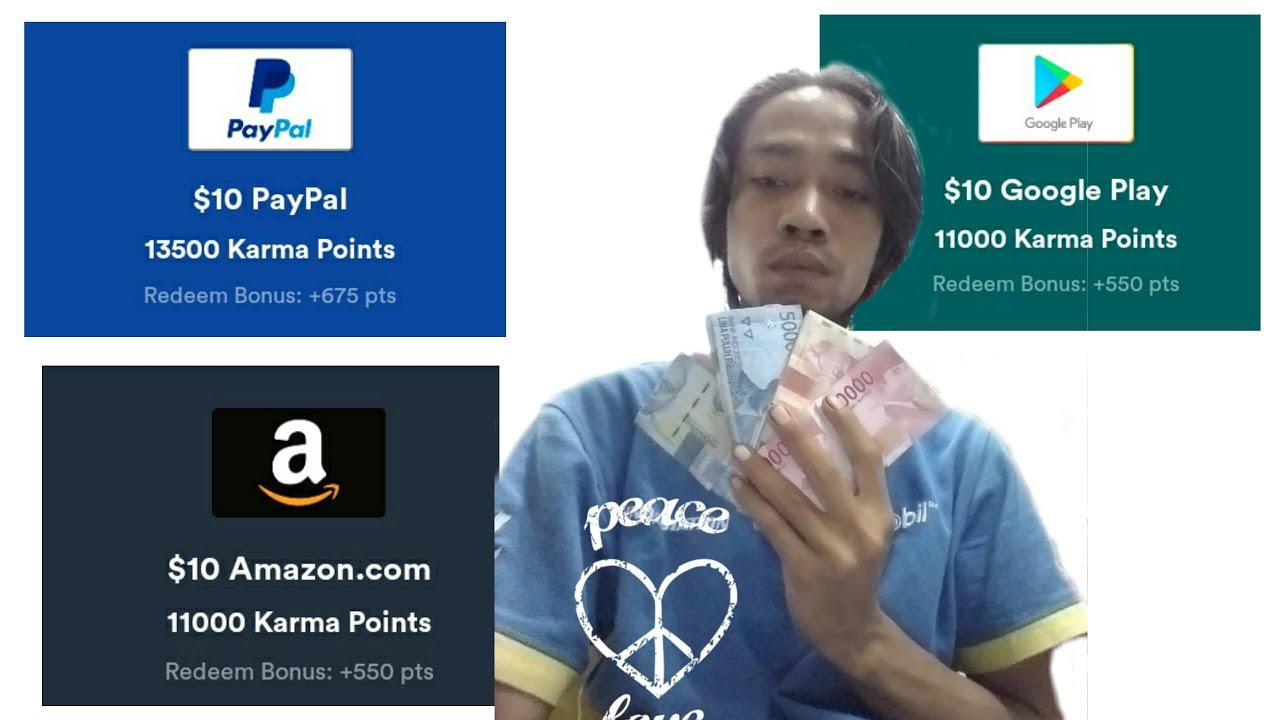 aplikasi penghasil uang gratis tahun 2021 - YouTube
