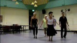 line dance wasted days nights choreography by john warnars nl