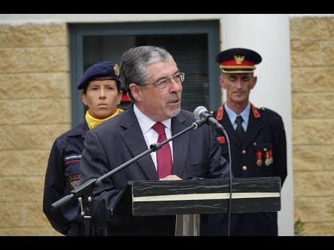 Discurso de Manuel Machado na sessão comemorativa do 238º aniversário da CBS de Coimbra