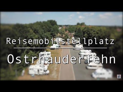 Wohnmobil Stellplatz Ostrhauderfehn
