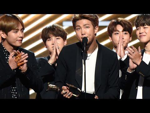 K-Pop Band BTS BEATS Selena Gomez & Justin Bieber at the 2017 Billboard Music Awards