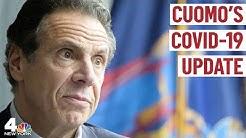 Cuomo Updates on NY Coronavirus Response
