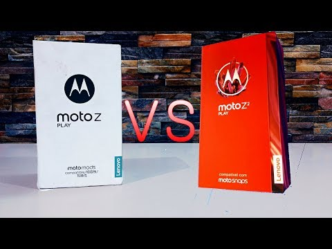 Moto Z2 Play vs Moto Z Play: What