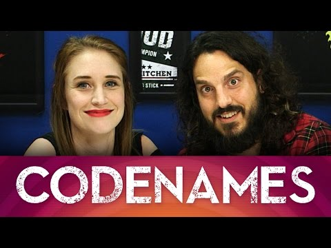 SourceFed Plays CODENAMES!