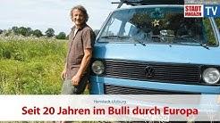 Seit 20 Jahren im Bulli durch Europa – Oliver Lück aus Henstedt-Ulzburg