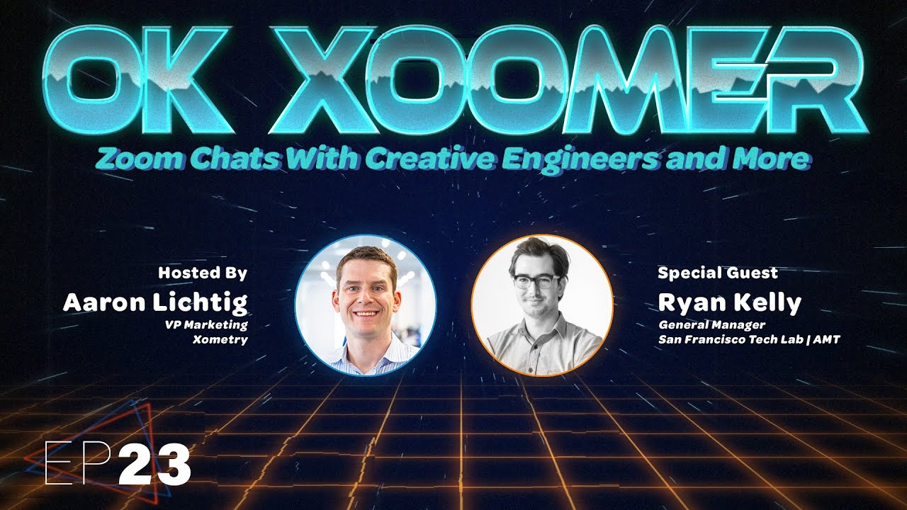 Ok Xoomer EP23   Ryan Kelly   Creating New Opportunities in the Manufacturing Supply Chain
