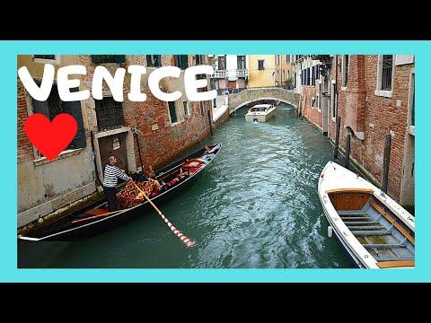 VENICE, EXPLORING the