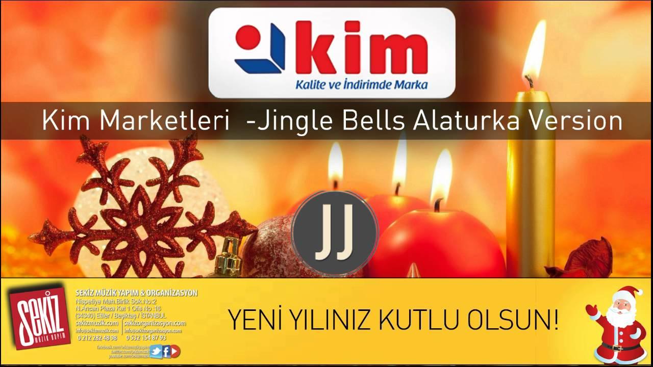 Kim Marketleri - Jingle - Yeni Yıl Alaturka Versiyon