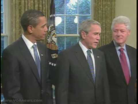 U.S. Presidents Lunch at the White House
