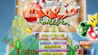 Mario Forever v7.02 - Worlds 5 to 8 [GAMEPLAY]