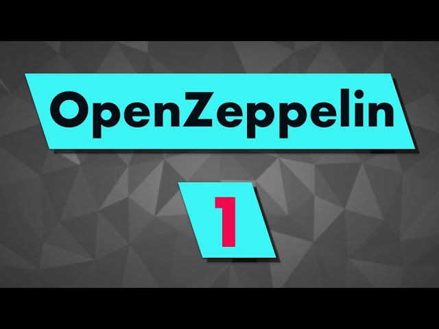 Introduction to OpenZeppelin