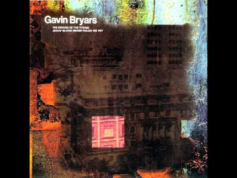 Gavin Bryars - The Sinking Of The Titanic (1975, Obscure)