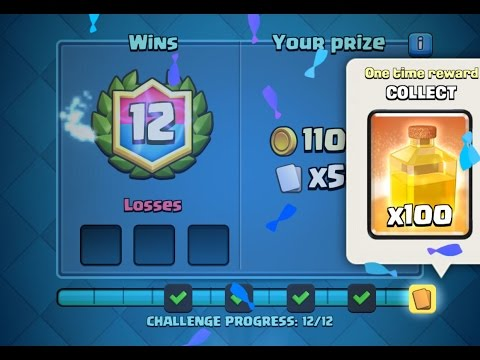 Clash Royale Greek {Heal Draft Challenge} gameplay!!!