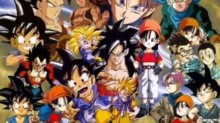 Dragon Ball Bachata clase93 ( mi corazon encantado )