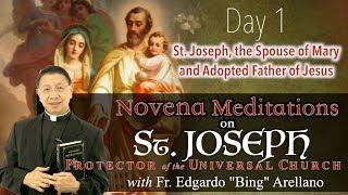 Novena Meditation On St. Joseph, Protector of the Universal Church   DAY 1