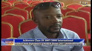 Achievers class, UNIBEN holds 2017 reunion party