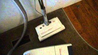 Kenmore whispertone Canister 116 Vacuum White