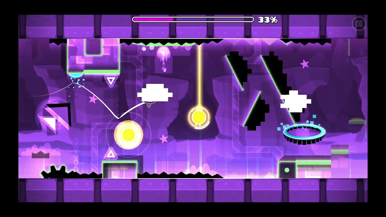 Download [51777369] Lovely Rush (by Colxic, Insane) [Geometry Dash]
