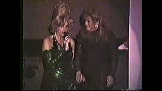 Fritz Capone at Miss Gay Oklahoma 1994