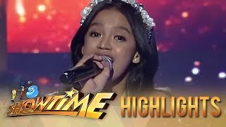 """Gambar cover """"Idol Philippines"""" Grand Winner Zephanie performs on It's Showtime   It's Showtime"""